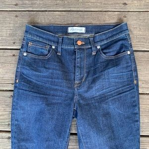 Madewell High Riser Skinny Jeans size 27! AWESOME